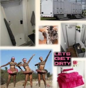8 stall shower